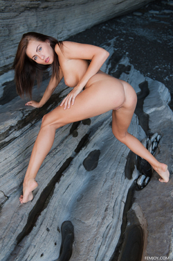 Michaela Isizzu aka Mila K Nude Pics - pics 11