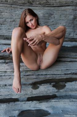 Michaela Isizzu aka Mila K Nude Pics - pics 15
