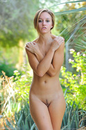 Sexy Teen Summer Naked Yoga - pics 01
