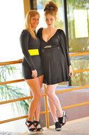 Faye Reagan and Alice Lesbians - pics 00