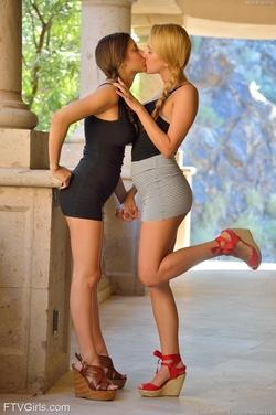 Nina and Serena in Deep Insertions - pics 01
