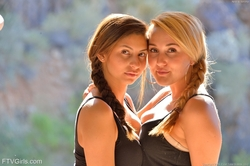 Nina and Serena in Deep Insertions - pics 05