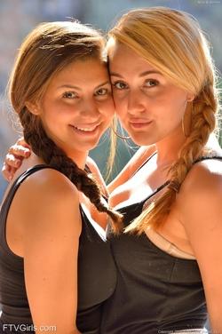 Nina and Serena in Deep Insertions - pics 06