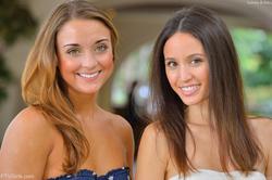 Mary, Aubrey Hawaii Models at Play - pics 01