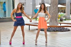 Mary, Aubrey Hawaii Models at Play - pics 03