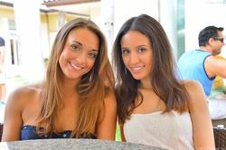 Mary, Aubrey Hawaii Models at Play - pics 13