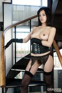 Konata Suzumiya Black Lingerie - pics 10