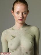 Sensual Teen Mia Sexy Muddy Body - pics 00