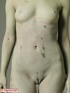 Sensual Teen Mia Sexy Muddy Body - pics 05
