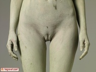 Sensual Teen Mia Sexy Muddy Body - pics 08
