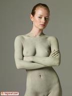 Sensual Teen Mia Sexy Muddy Body - pics 14