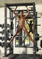 Hot Ebony Valerie Vicious Power - pics 04