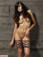 Sexy Tereza Ripped Stockings - pics 09