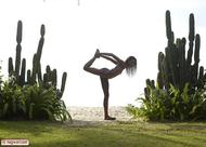 Tight Ebony Babe Valerie Cactus - pics 04
