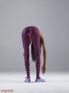 Ebony Girl Valerie Pink Panther - pics 11