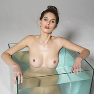 Sexy Nude Victoria R Aquarium - pics 10