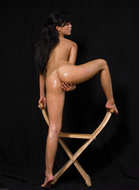 Oiled Mirta an Extreme Exposure - pics 10