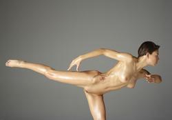 Tattooed Rose Acrobatic Erotics - pics 08