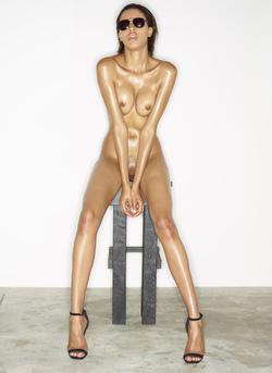 Leggy Babe Kasia James Bond Girl - pics 07