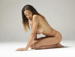 Beautiful Ebony Tyra Super Boobs - pics 04