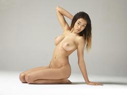 Beautiful Ebony Tyra Super Boobs - pics 05