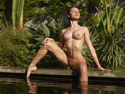 Incredibly Hot Model Sonya Tropical - pics 08