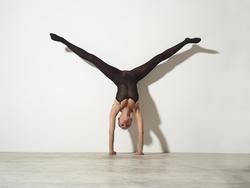 Busty Luba Shumeyko Naked Yoga - pics 02