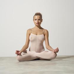 Busty Luba Shumeyko Naked Yoga - pics 10