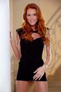 Redhead Pornstar Jenny Blighe - pics 00