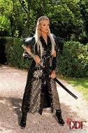 Ashley Bulgari Latex Goddess - pics 00