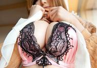Asian Big Boobs Sexy Lace Bra - pics 01