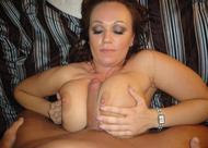Big Boobed Amateur Titty Fuck - pics 16
