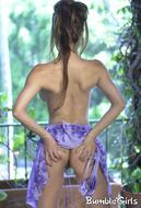 Busty Asian Model Francine Dee - pics 10