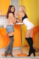 Lisi A Yarina A Sweet Lesbians - pics 00