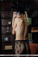 Edita Recna Fishnet Pantyhose - pics 01
