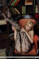 Edita Recna Fishnet Pantyhose - pics 04
