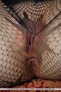 Edita Recna Fishnet Pantyhose - pics 05