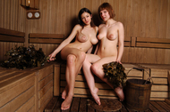 Sofi A , Maria M Sauna Pleasure - pics 00