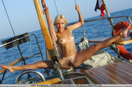 Lana F Sailing with a Horny Girl - pics 12
