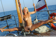Lana F Sailing with a Horny Girl - pics 13