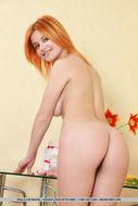 Cute Redhead Violla A Perky Tits - pics 14