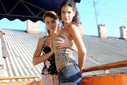 Joanna and Suzanna Lesbian Chicks - pics 03