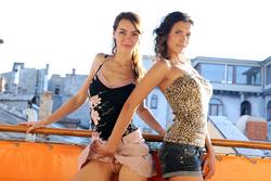 Joanna and Suzanna Lesbian Chicks - pics 17