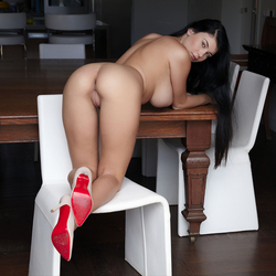 Busty Lucy Lee Amazing Big Boobs - pics 13