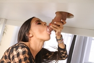 Brandy Aniston by Milking Table - pics 11
