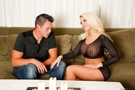 Britney Amber by Milking Table - pics 00