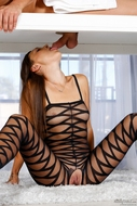 Olivia Wilder by Milking Table - pics 10