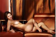 Sensual Nude Brunette Arianna - pics 07