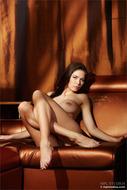Sensual Nude Brunette Arianna - pics 08
