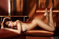 Sensual Nude Brunette Arianna - pics 09